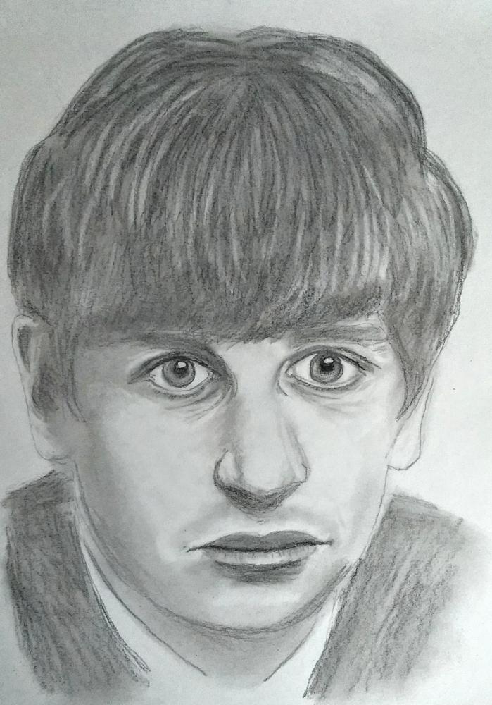 Ringo Starr by paulb